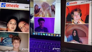 He Broke Up With Strangers On Omegle   TikTok Compilation