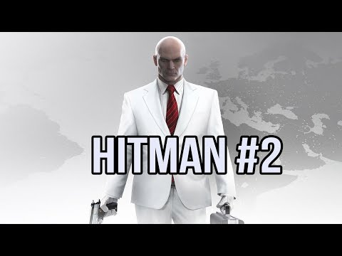 Going To Sapienza To Finish The Business (Hitman Gamplay)