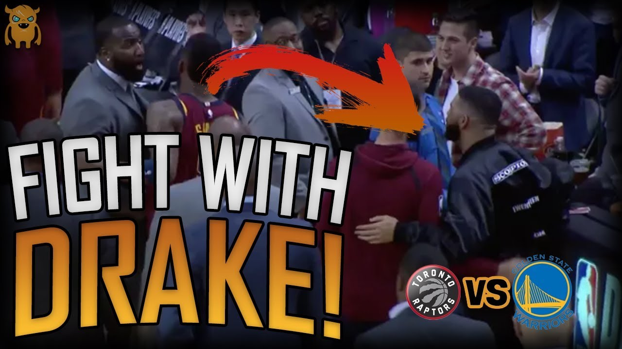 Drake Ruins NBA Finals (Raptors vs Warriors) - Ownage Pranks