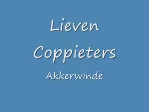 Lieven Coppieters -Akkerwinde.wmv