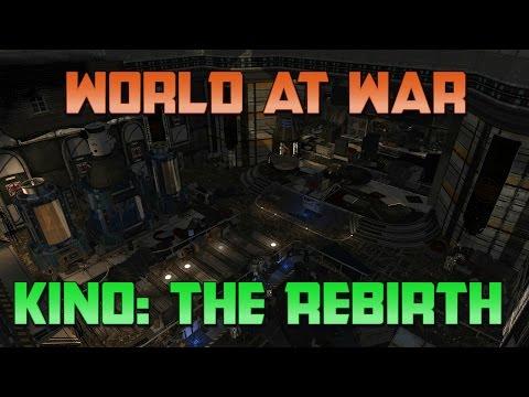 "World at War Custom Zombies ""Kino The Rebirth"""