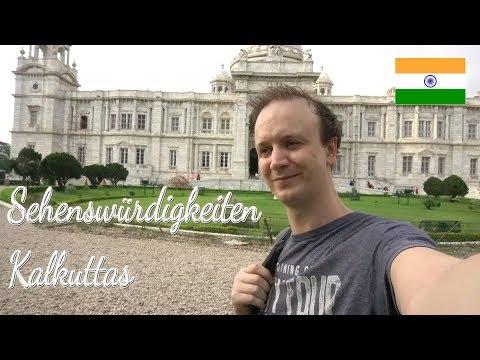 Sehenswürdigkeiten In Kalkutta, Indien Weltreise | Vlog #17