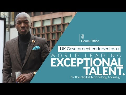 Tier 1 Excpetional Talent Visa (Succesful Personal Experience)
