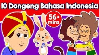 Video 10 Dongeng Bahasa Indonesia - Cerita Untuk Anak-Anak | Animasi Kartun | Kids Stories in Indonesian download MP3, 3GP, MP4, WEBM, AVI, FLV Juli 2018
