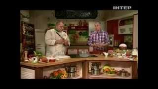 Пасхальные блюда - Готовим вместе - Интер