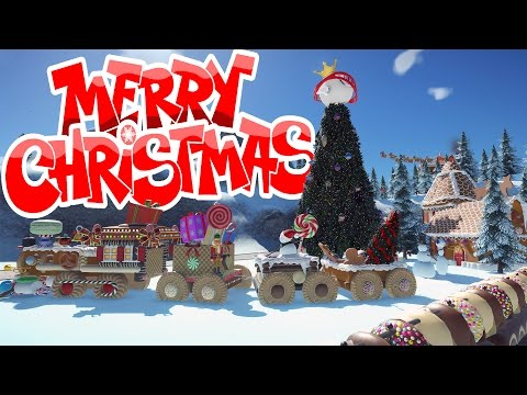Planet Coaster - MERRY CHRISTMAS EVERYONE! - Winter Wonderland Complete - Planet Coaster Winter Park