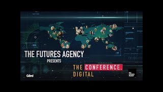 Futurist Shara Evans Demo Reel: Digital Conferences and Virtual Events with The Futures Agency