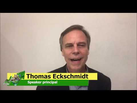Thomas Eckschmidt - Conferencista Principal