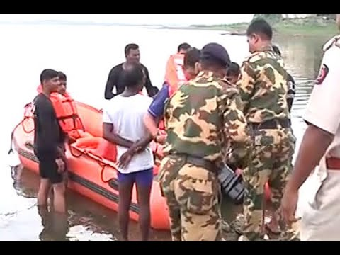 8 drown as boat capsizes in Nagpur dam