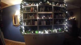 Christmas Decor Living Room 2016