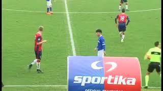 Serie D Girone D Aquila Montevarchi-Sangiovannese 0-0