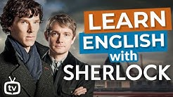 Learn British English with Sherlock | Sherlock and Watson's First Meeting