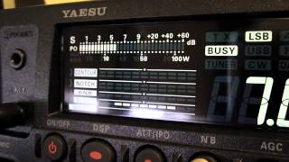 Yaesu FT-450AT Noise Blanker