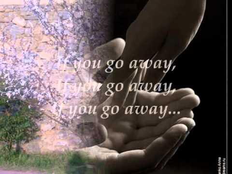 If You Go Away - With Lyrics - Dusty Springfield