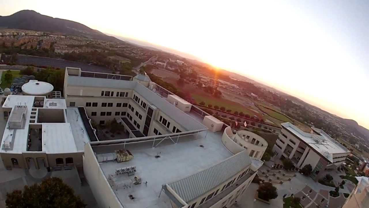 Cal State San Marcos quad - YouTube