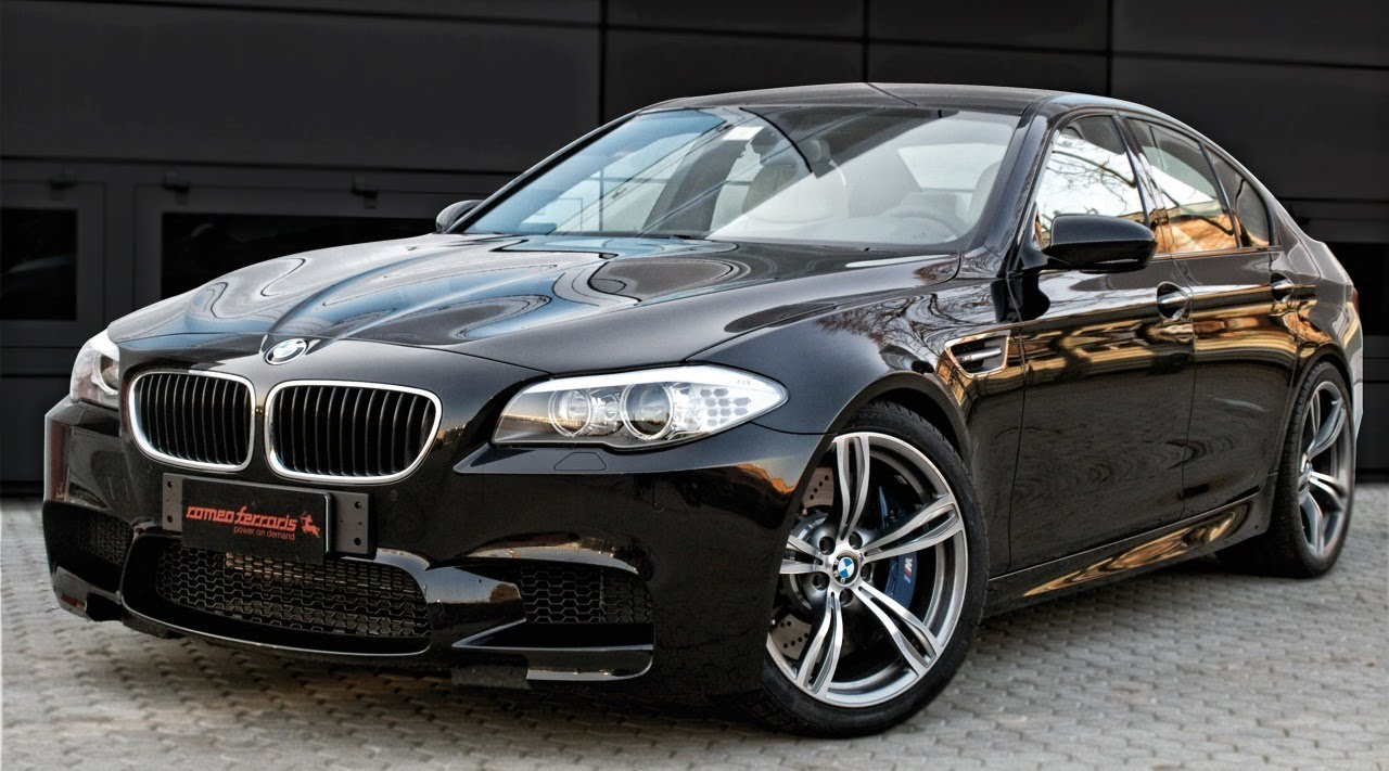 2014 BMW M5 F10 Start Up, Exhaust, Full View Interior and Exterior ...