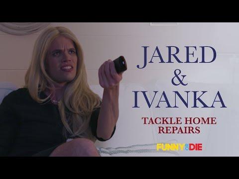 Jared Kushner and Ivanka Trump Tackle Home Repairs