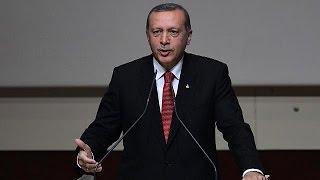 AKP Genel Başkan adayı Ahmet Davutoğlu oldu
