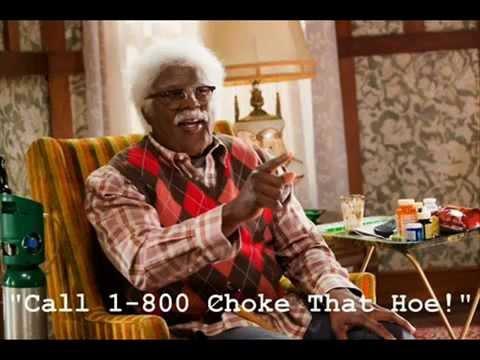 1-800 Choke That Hoe Commercial!