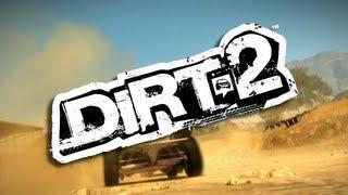 FlashBack Games - Dirt 2 ( Xbox 360 )