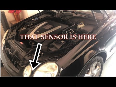Mercedes E-Class W210 E 220 CDI Febi Engine Intake Air Temperature Sender Unit