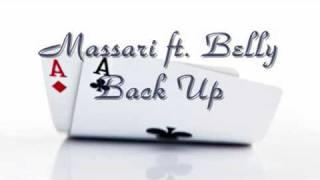 Massari feat. Bump J, Belly - Back Up
