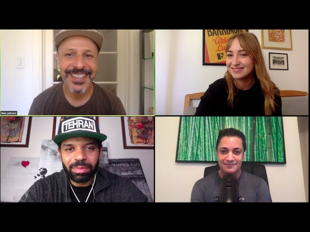 Why Do People Believe Conspiracy Theories? With Dr. Parham Holakouee - Back to School w/ Maz Jobrani