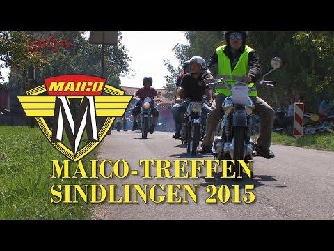 Maico-Treffen Sindlingen 2015