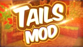 MAM OGON?! Minecraft: Tail Mod