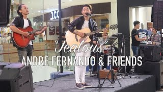 Download Lagu Labrinth - Jealous (Live Cover By Andre Fernando & Friends) Mp3