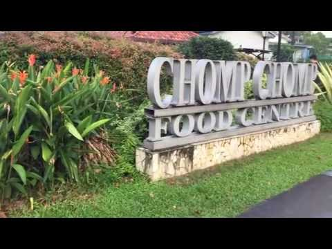 What to eat in Singapore?: Chomp Chomp Food Centre