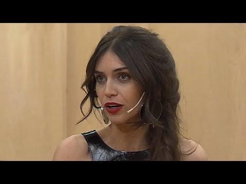 Zaira habló de su separación con Forlán