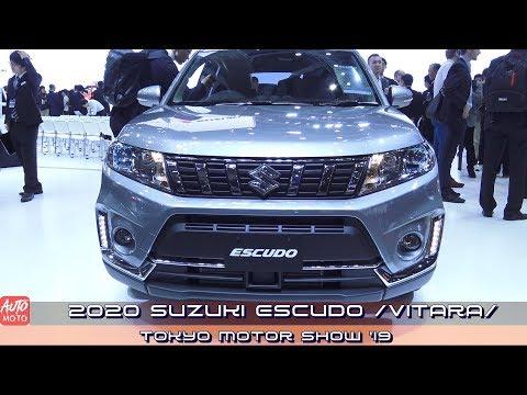 2020 Suzuki Escudo (Vitara) 4WD - Exterior And Interior - Tokyo Motor Show 2019