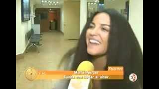 Maite Perroni habla del estreno de 'Vas a Querer Volver'(Hoy)