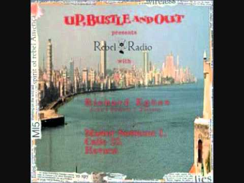 Up Bustle & Out W/ Richard Egues - The Educators