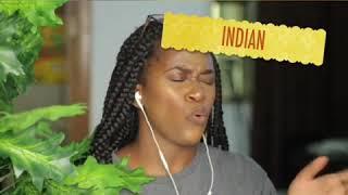 Maraji Speaks 18 different Accent