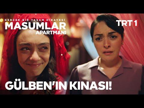 Gülben'in Kına Gecesine Hoş Geldiniz! | Masumlar Apartmanı 42. Bölüm