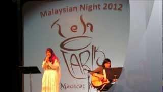 IBUKU with lyrics by Fadhilah Raihan