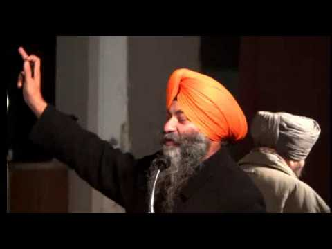 Professor Mahinderpal Singh Deligate Session Speech 1 Feb 2014