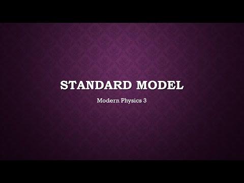 Modern Physics 3: Standard Model