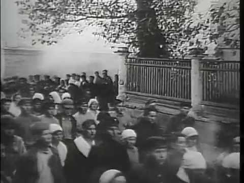 Sergei Eizenshtein. Strike (1925)