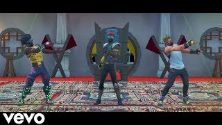 Major Lazer & DJ Snake - Lean On (Fortnite Music Video) Parody/Remake! @MAJORLAZER