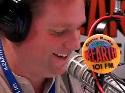 Bo Woods On KEARTH 101 Radio Los Angeles