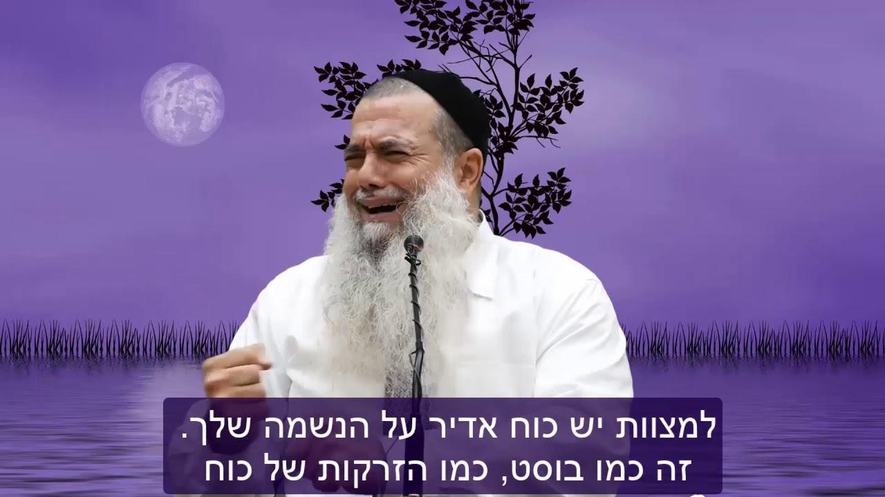 הרב יגאל כהן - קצרים | התורה - זה הכוח החזק ביותר בעולם שיכול לשנות לך את הכל לטובה.