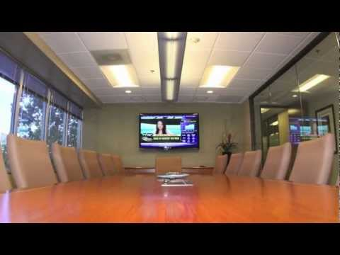 HD Video Conferencing in San Jose, CA at Pacific Business Centers