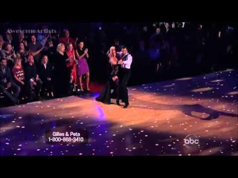 Gilles Marini   Peta   Tango   DWTS Allstars Week 3   YouTube