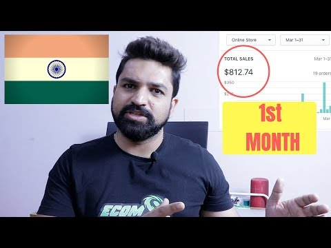 From $812.74 Per Month To Making 7 Figures (Shopify Success Story) India thumbnail