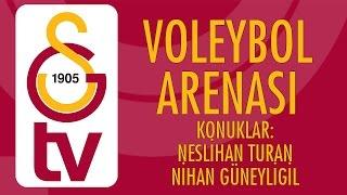Voleybol Arenası | Konuklar: Nihan Güneyligil ve Neslihan Turan (29 Aralık 2016)