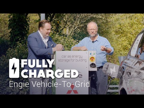 Engie Vehicle-To-Grid | Fully Charged