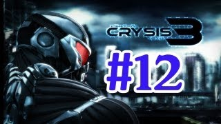 Crysis 3 Ending - PC Gameplay Walkthrough Part 12 Red Star Rising Max Settings AA Disabled 1080p